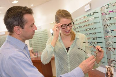 Main fashion optical store in bergenfield new jersey, anti reflective coated glasses