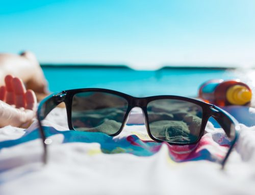 Protect Your Eyes From UV Light